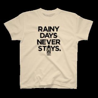 メガネのT07|The CAMP TRIBES T-shirts