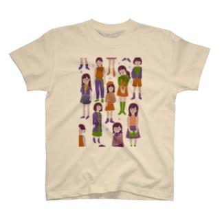 落ち着きベロス T-shirts