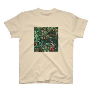 ピリ辛T T-shirts