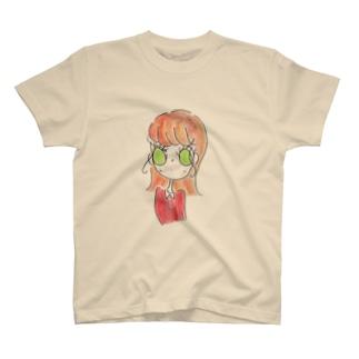 A LADY T-shirts