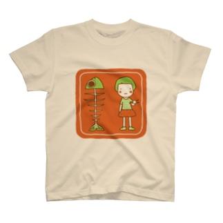 さかなさかなさかなー T-shirts