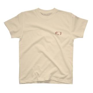 ぱーるとねいる T-shirts
