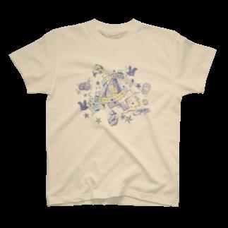 MCmartのS▲B▲tO(15SS/u-lavender) T-shirts