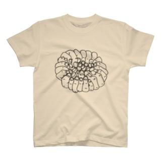 指の集合体 T-shirts