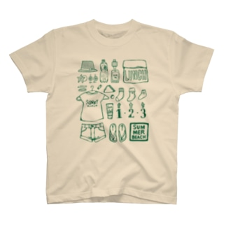 He joy. summerbeach T-shirts