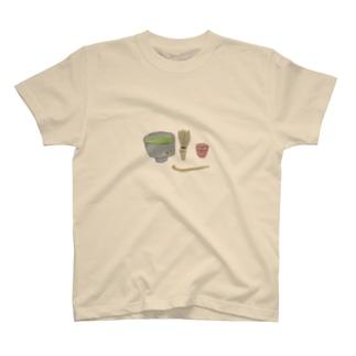 茶道Tシャツ T-Shirt
