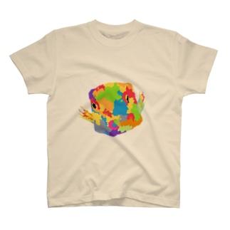 ハコフグ T-shirts