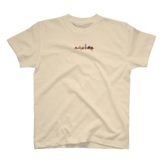 チャンバラボーイ T-shirts