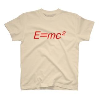 Dr.STONE E=mc² T-shirts