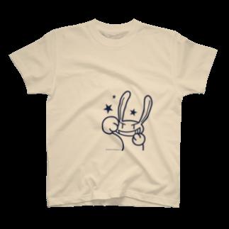sheepshankのどくちゃん T-shirts