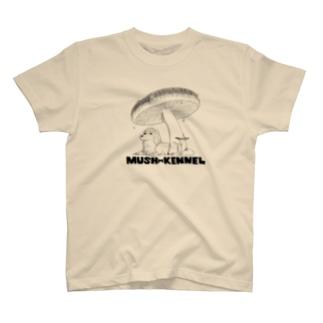きのこといぬ T-shirts