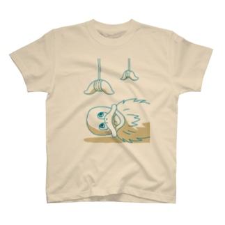 秋の装い T-shirts