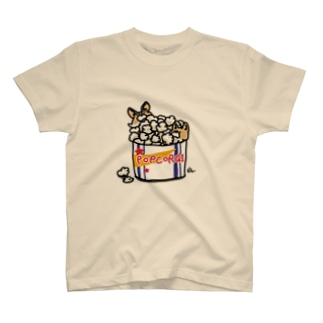 ポップコーギー T-shirts