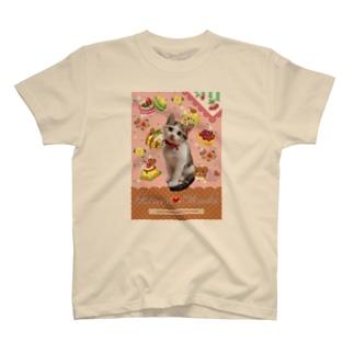 プリンセスもなか T-shirts