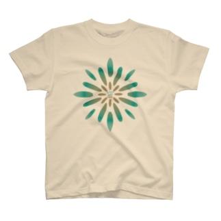 SURF FLOWER T-shirts