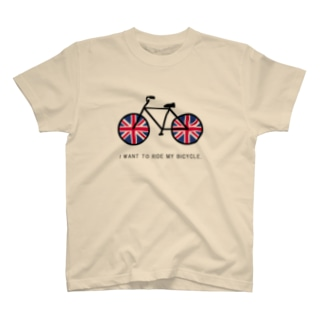 Bicycle+UK T-shirts