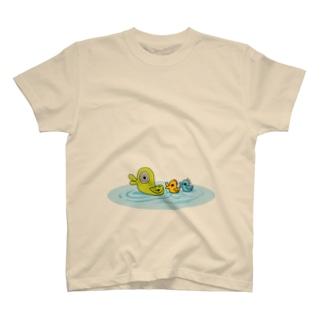 多分これは鳥。 T-shirts