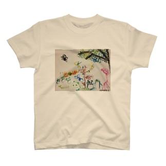 キャンパス T-shirts