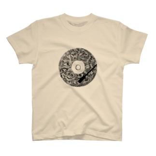 レコード T-shirts