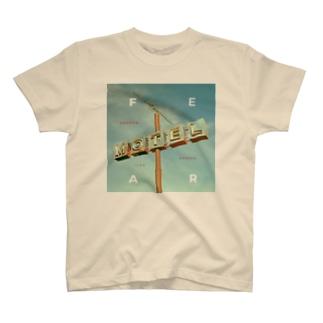 fear_sorrow_like_aurora T-shirts