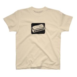 ブルース・ハープ T-shirts