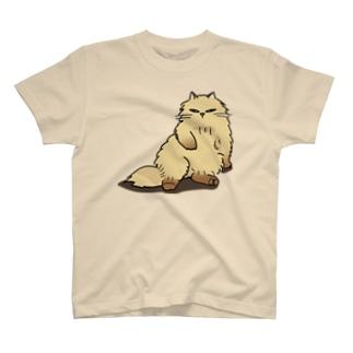 生意気ペルシャ にゃんすか? T-shirts