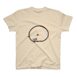 よわそうな動物たち ウォンバット T-shirts