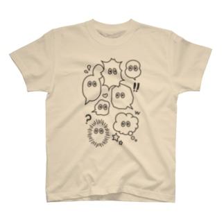 ハナシアイ T-shirts