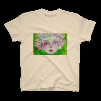 たなかの桜人間 T-shirts