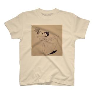 おっちょこちょいな花嫁 T-shirts