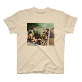 コルク T-shirts