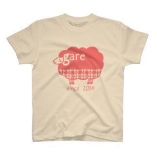 ガレリー コーラル T-shirts