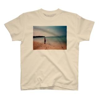終わらない夏 T-shirts