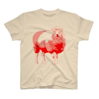 Go Go ヒツジ T-shirts