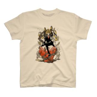 森の詩人 T-shirts