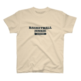 BASKETBALL JUNKIE T-shirts