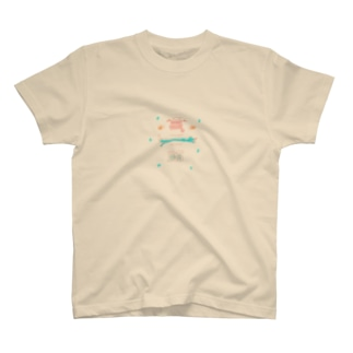 キツネの横切り T-shirts