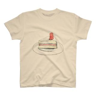 しょーとけーき。 T-shirts