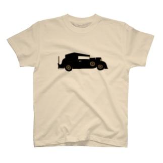 乗ってみたかったな。 T-shirts