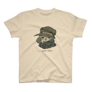 アウターホーム T-shirts