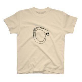 ボールパイソンのおろちまる T-shirts