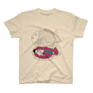 たいやき T-shirts