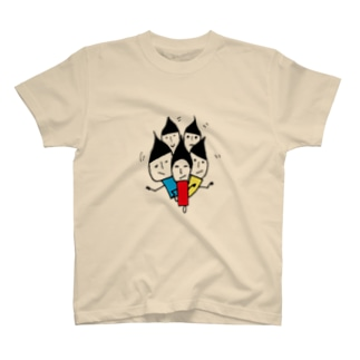 ふで男たち Tシャツ