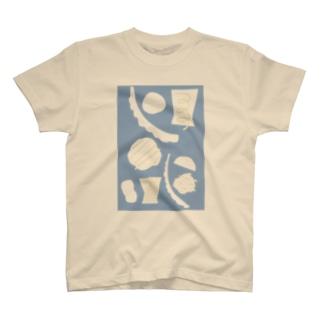 iriki cutwork T-shirts