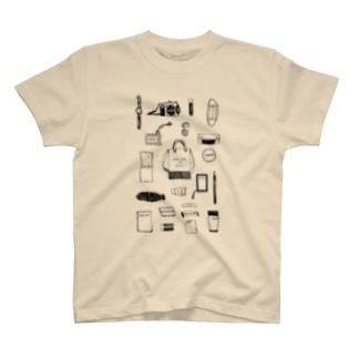 忘れ物Tシャツ T-shirts