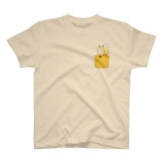ぽけっとのきつね T-shirts