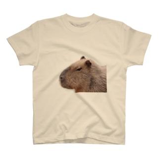 カピパラ T-shirts