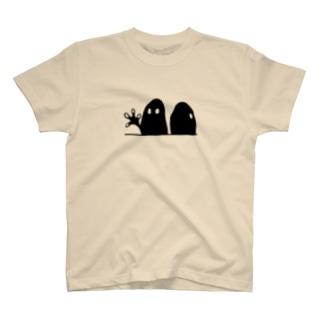 ヨルノジュウニン T-shirts
