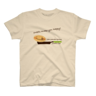 sweets make you happy! T-shirts