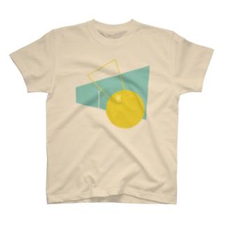 さりげなくしろくま T-shirts